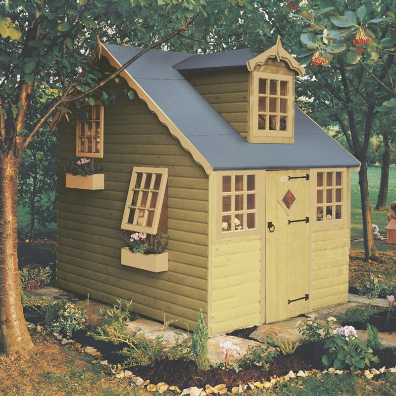 Garden Playhouse, the Cottage Playhouse