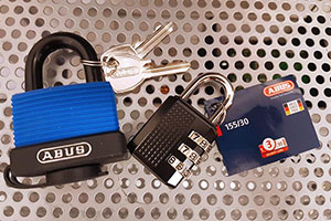 Padlocks Abus competition