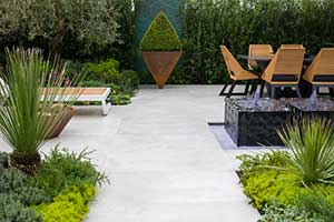 Bradstone transforms outdoor spaces