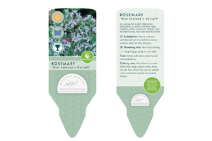 "Floramedia and SmartPlant ""Smart"" labels"