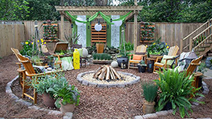 Creating a Mediterranean Oasis in your backyard: exotic plant/tree caring tips