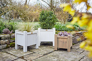 Plant in Posh Planters this Spring