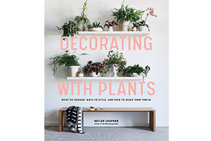 gardening books - Decorating With Plants