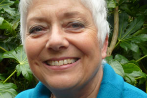 Sue Allen for Greenfingers Charity