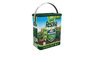 Resolva Weed Preventer - 100% natural weed prevention