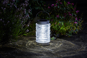 Smart Garden Products' wave lantern.