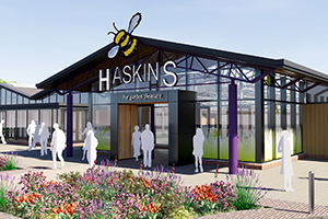 Haskins Garden Centre in Snowhill unveils plans for redevelopment