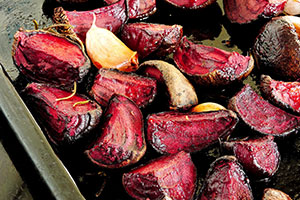 Make your own roasted beetroot this autumn with Haskins Garden Centres' recipe