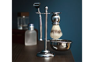 Father's Day gifts - shaving kit