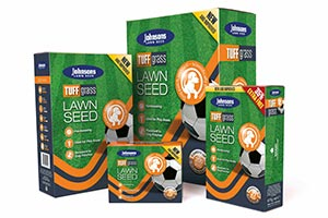 Tuffgrass and Quick Lawn top Johnsons Lawn Seed