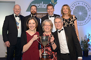 Worrall Cup for garden centres launched for 2018