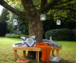 Making the most of your garden this autumn