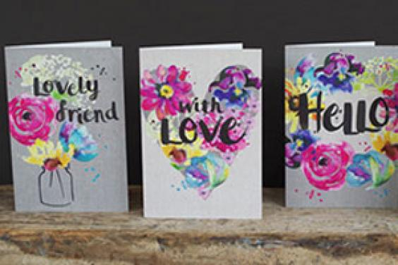A selection of Sarah Kelleher Cards