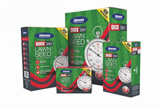 Johnsons Lawn Seed Accelerator
