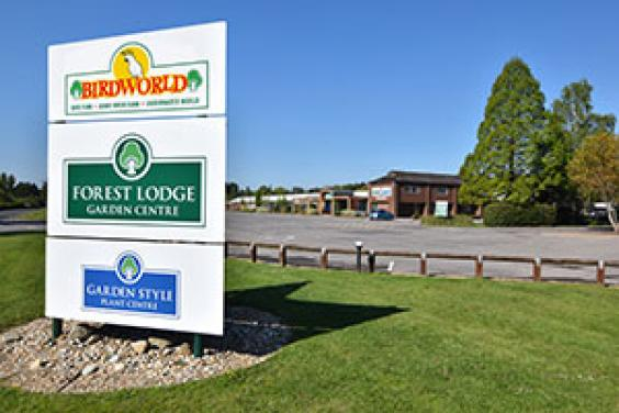 Forest Lodge, Garden Style and Birdworld sold Haskins Garden Centres