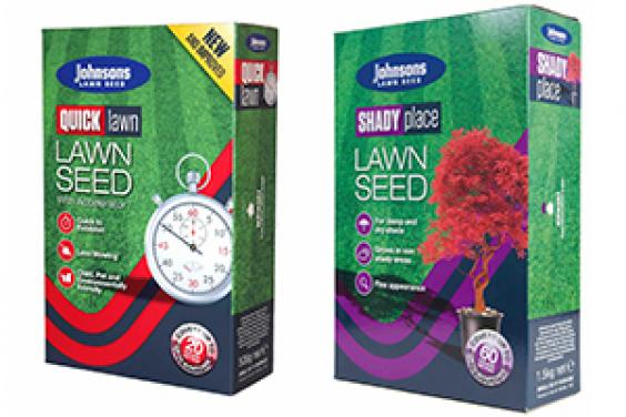 Johnsons Lawn Seed