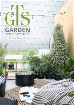 Garden Trade Specialist issue 13 front cover