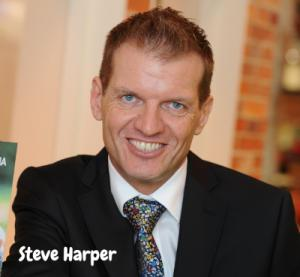 Steve Harper working with Maryanne Stokes as an associate business consultant