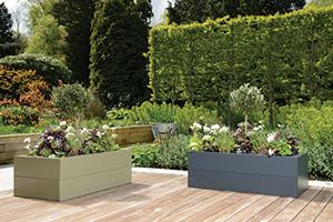 Harrod's raised garden beds