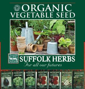 Kings Seeds Organic Vegetable Seed Suffolk Herbs Collection