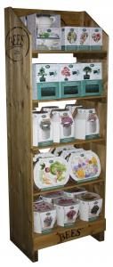 BEES™ Gift Displays - Gardening gift displays to drive year round sales