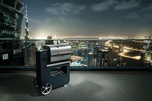 App controlled barbecue will revolutionise outdoor cooking