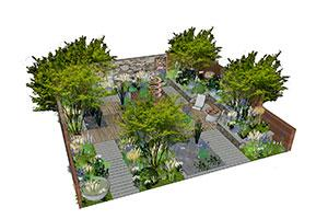 Giles Rayner commissioned to create sculpture for RHS Chelsea Garden