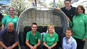 Tong Garden Centre shortlisted in local business awards