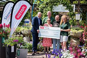 Stewart Garden announce winner of 'Win a £5,000 Garden Makeover' competition