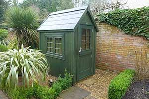 RHS endorses The Posh Shed Company's entire product line