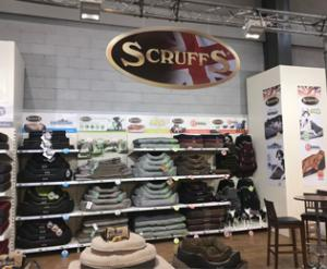 Scruffs® Utilises 'The Retail Lab' at GLEE® 2018 to Showcase New Products