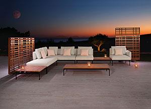 Barlow Tyrie New Products - Outdoor Sofa